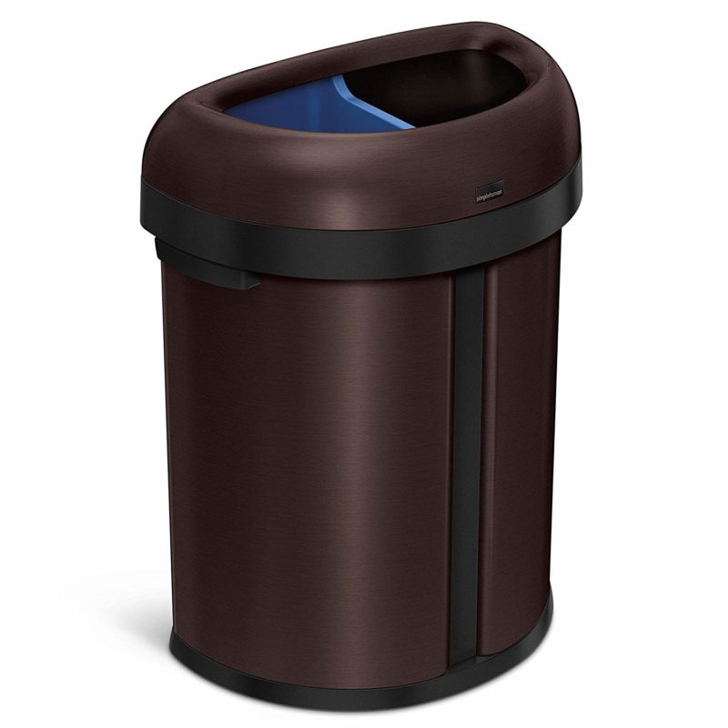 Best odor control trash can