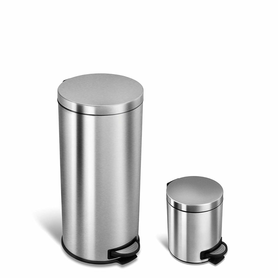 best dual trash recycling can