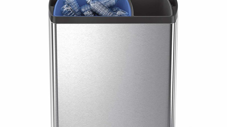 Best 16 gallon dual compartment trash can