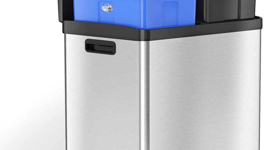 Best 16 Gallon Dual Compartment Trash Can Reviews