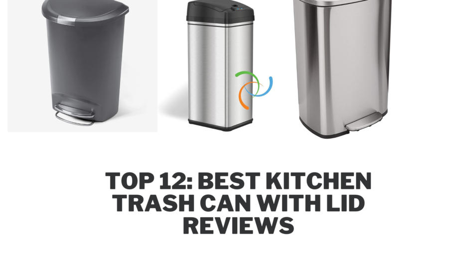 Best Kitchen Trash Can with Lid Reviews