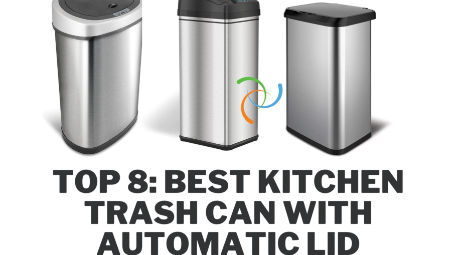 Best Kitchen Trash Can with Automatic Lid Reviews