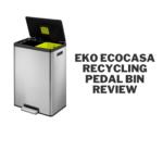 EKO EcoCasa Recycling Pedal Bin Review